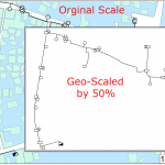 Geo-Scaled Algorithm